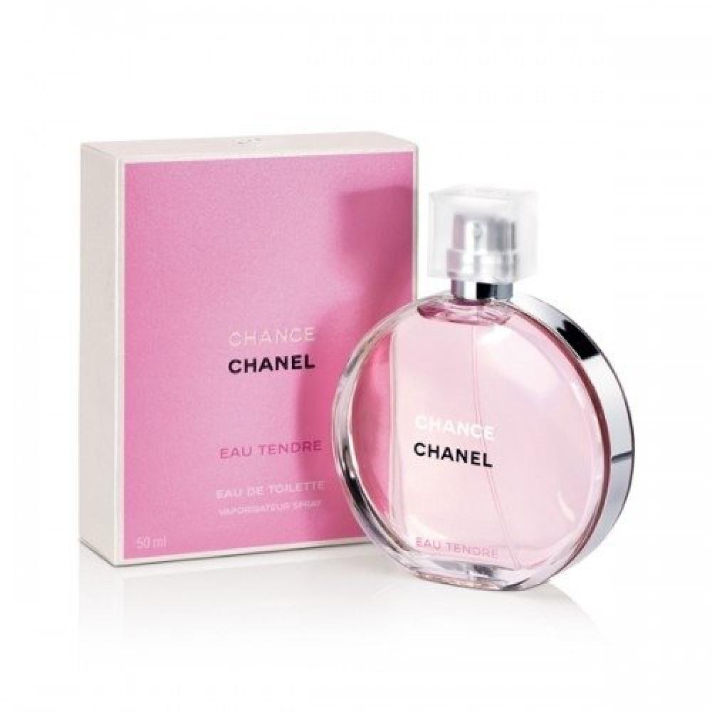 Chanel Chance Eau Tendre Eau de Toilette 100ml خبير العطور