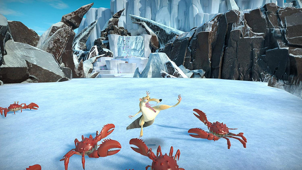 Ice Age- Scrat-s Nutty Adventure -PS4