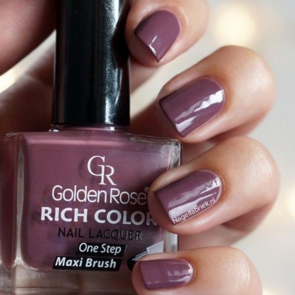 مناكير قولدن روز ريتش كلور  GOLDEN ROSE Rich Color Nail Lacquer 104