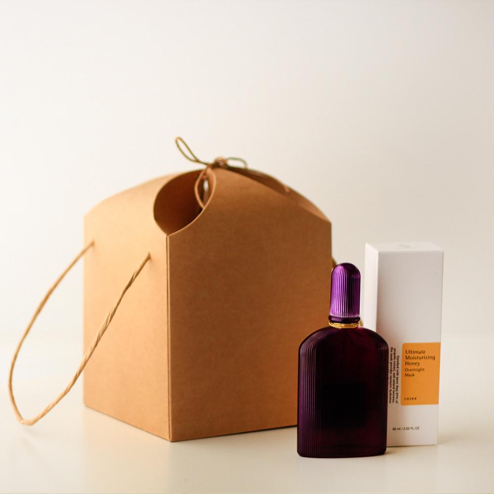 علبة هدية كيس صندوق هدية  تخرج خطوبة تجهيز هدية أفكار تغليف هدية هدايا