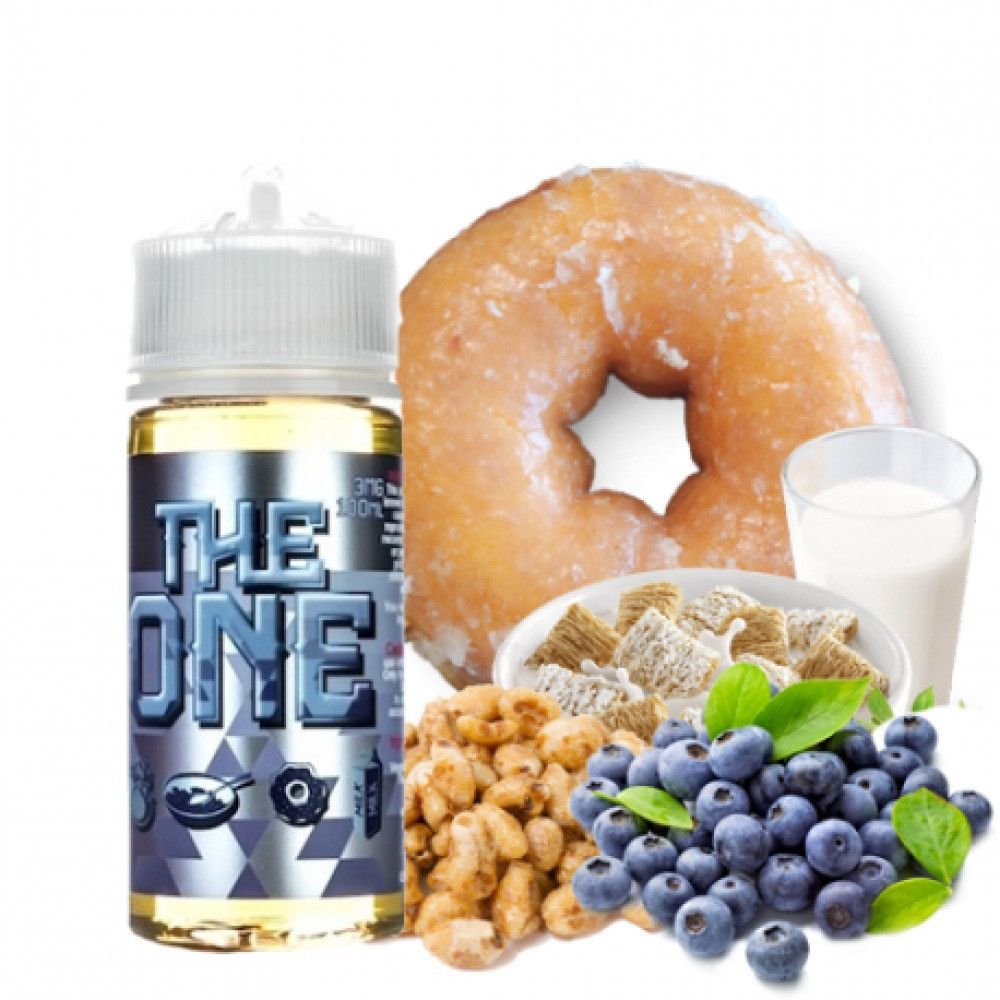 The One Blueberry - 100ML - فيب شيشة سيجارة نكهات شيشة نكهات فيب بودات