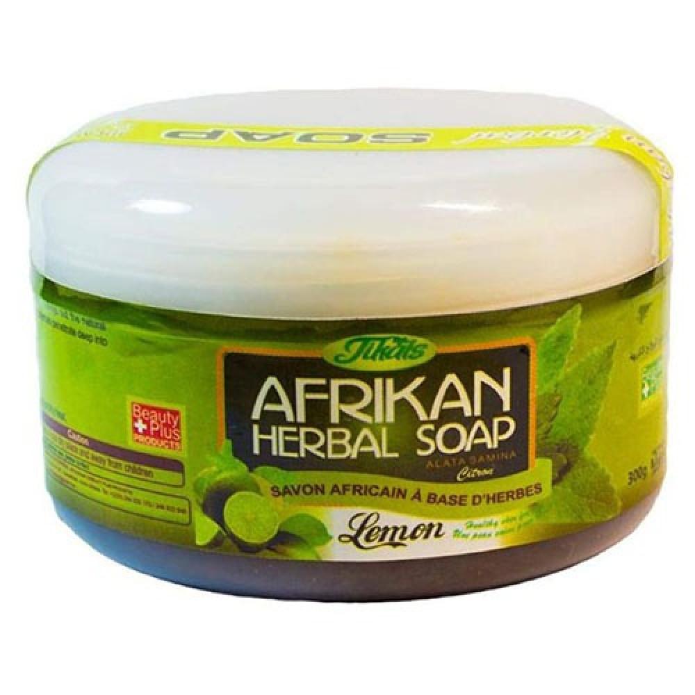 صابون اعشاب افريقي بالليمون 300 جرام