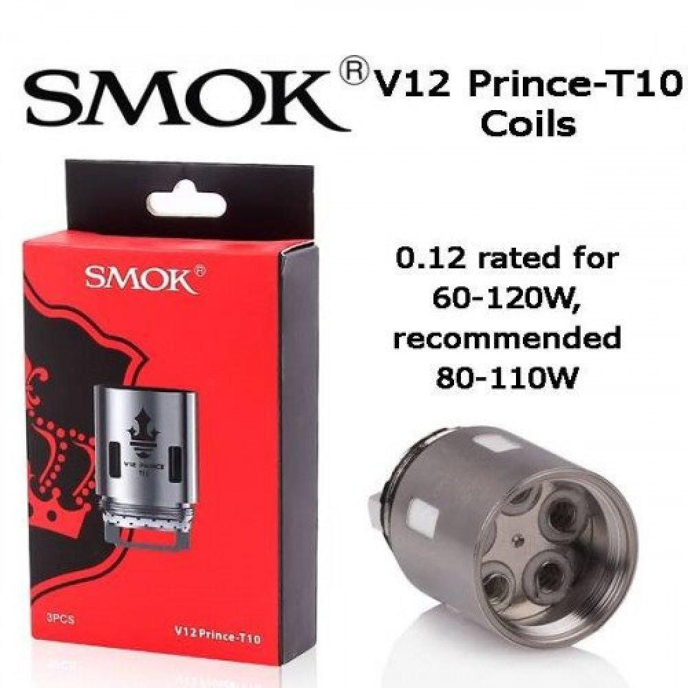 Coils SMOK V12 Prince T10