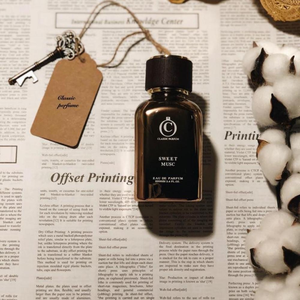 عطر كلاسيك سويت مسك  classic perfume sweet musc