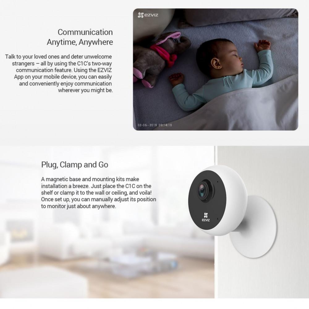 كاميرا مراقبة اطفال