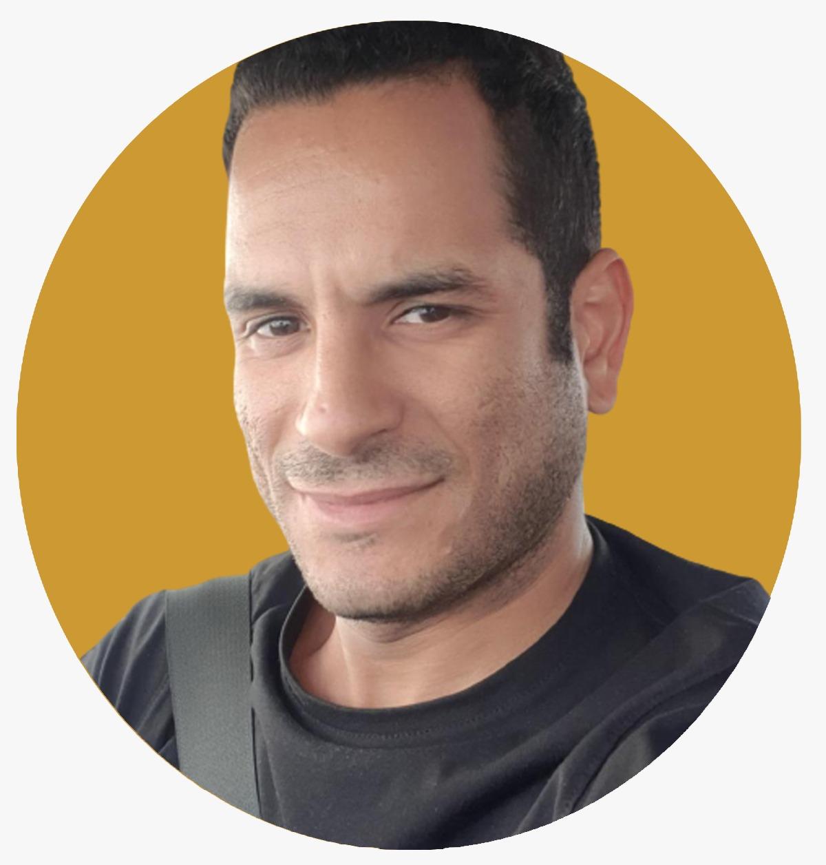 المدرب محمود سعيد