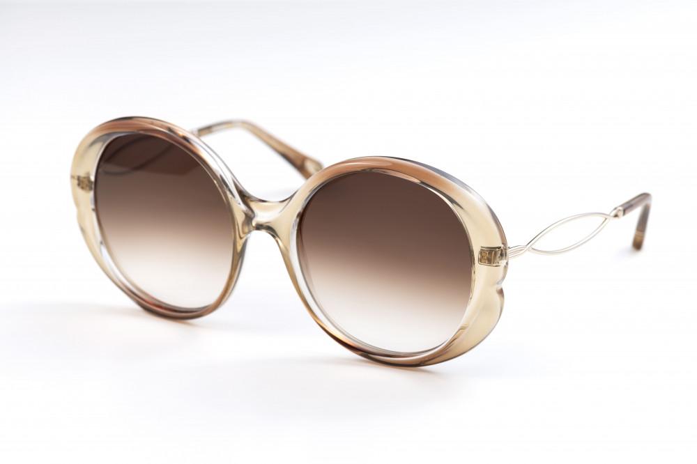 نظارات دائرية