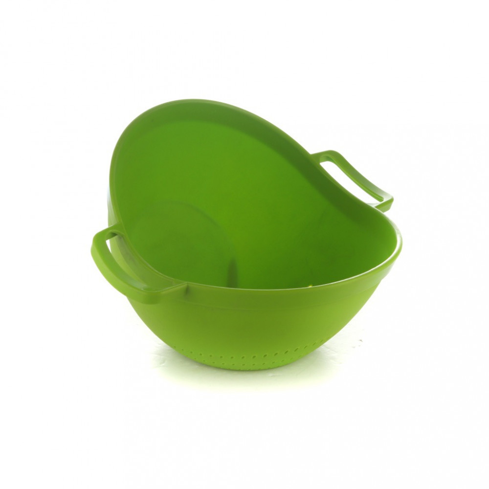مصفاه ارز وخضروات بلاستيك مقاس 20 سم