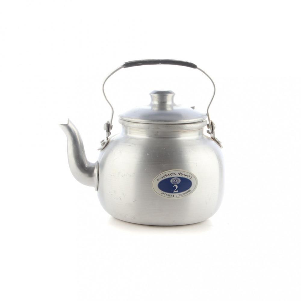 ابريق شاي عادي مقاس 2 كابي