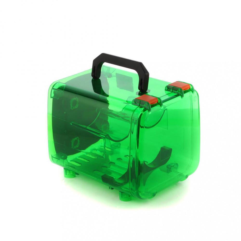 صندوق موصل سعة 4 علب غيار غاز 220 جم بلاستيك بيد علويه