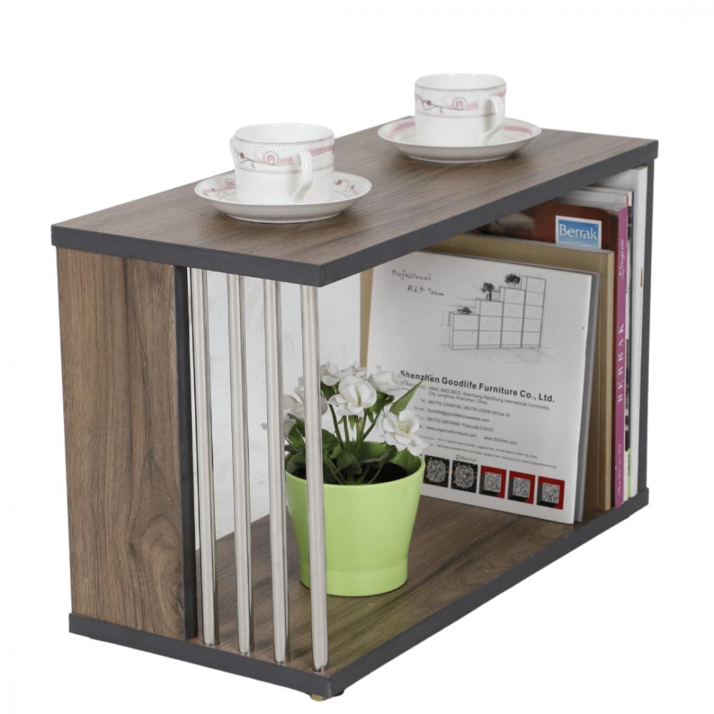 طاولة جانبية موديل نيغرو من الخشب المتين بالتصميم المميز مواسم للأثاث