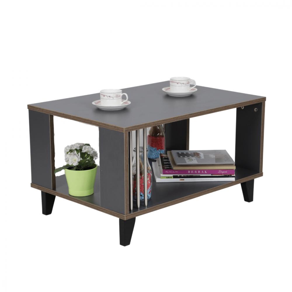 طاولة قهوة موديل نيغرو من الخشب العالي الجودة والتصميم الفريد