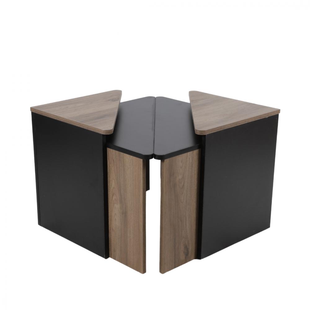 أحدث موديل 2021 طاولة متعددة الاستخدام موديل فلورا صناعة خشبية مواسم