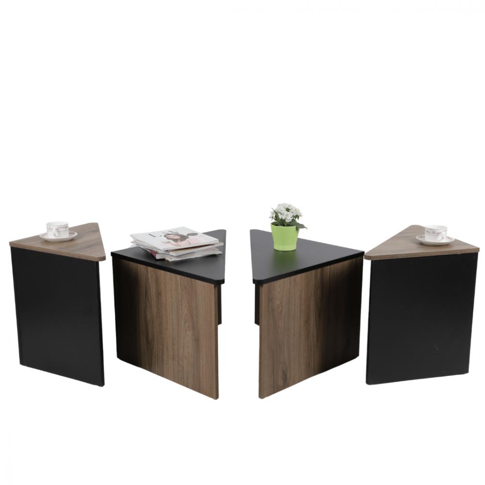 الطاولات بشكل منفصل مواسم طاولة متعددة الاستخدام موديل فلورا