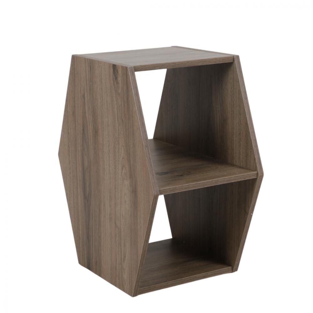 متجر اثاث مواسم طاولة جانبية خشبية موديل جيفت بتصميم أنيق من مواسم