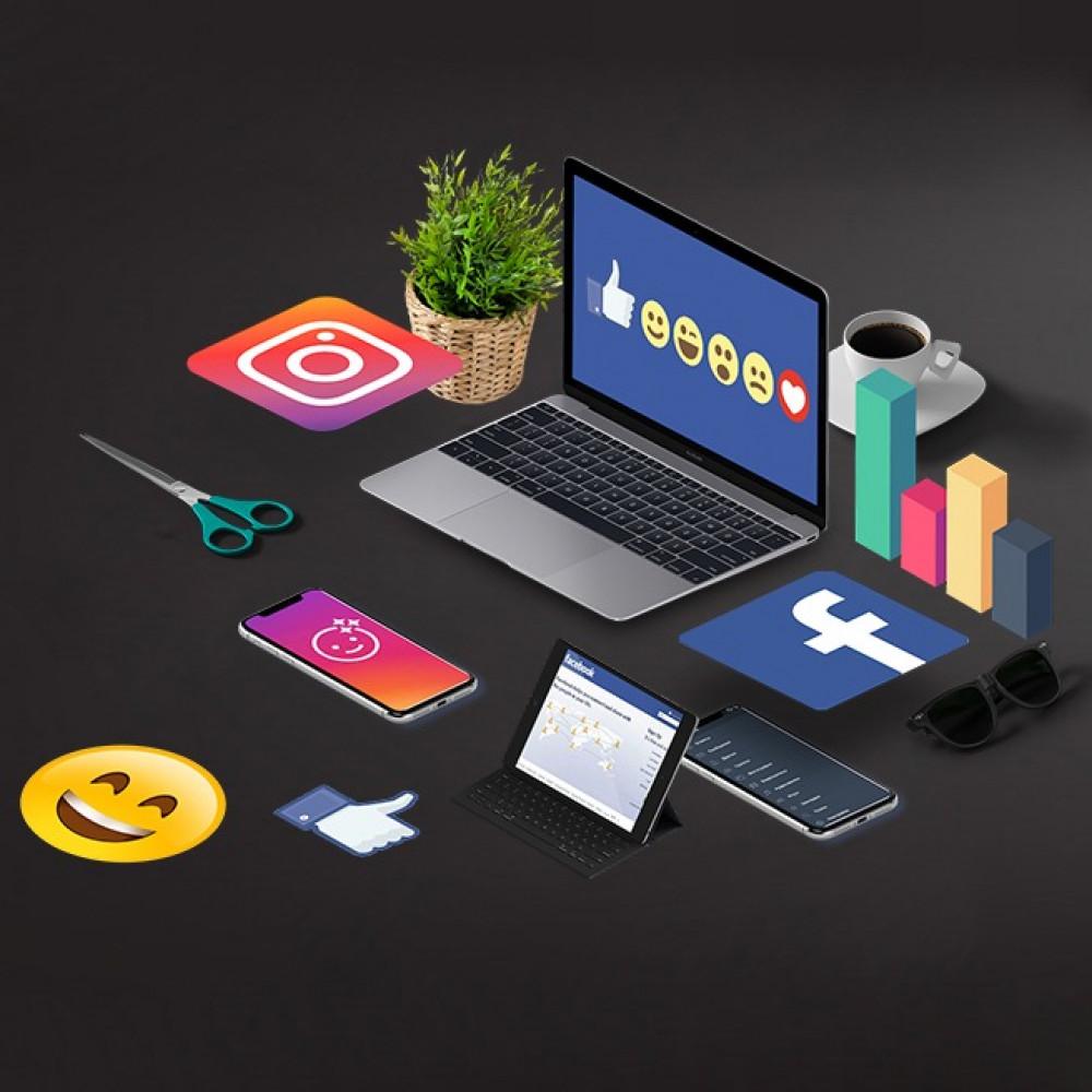 ادارة حسابات شبكات التواصل الاجتماعي