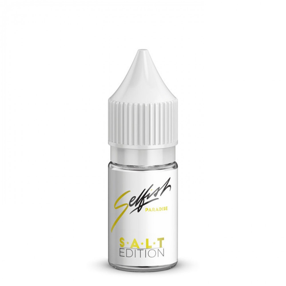 نكهة اسيلفيش - سولت -  SELFISH PARADISE Salt