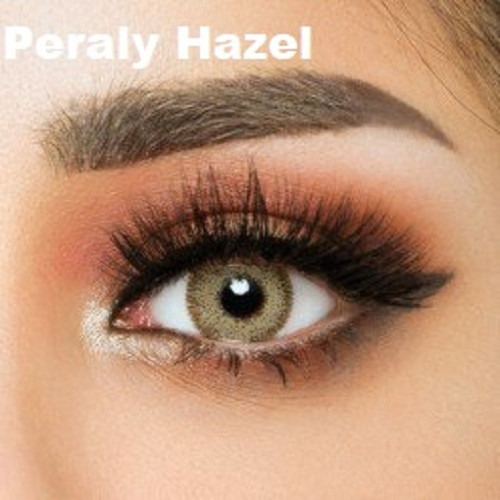 عدسات لارين lareen pearly hazel