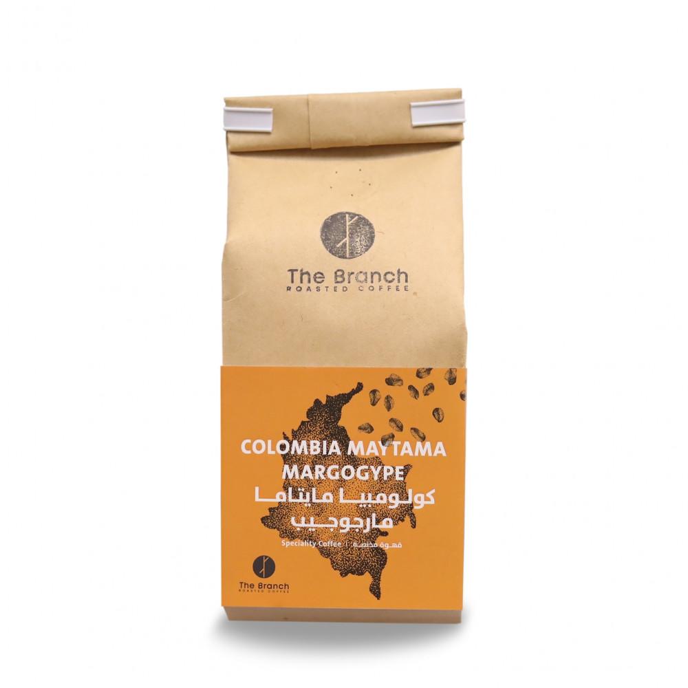 قهوة مختصة كولومبيا مايتاما مارجوجيب ذا برانش