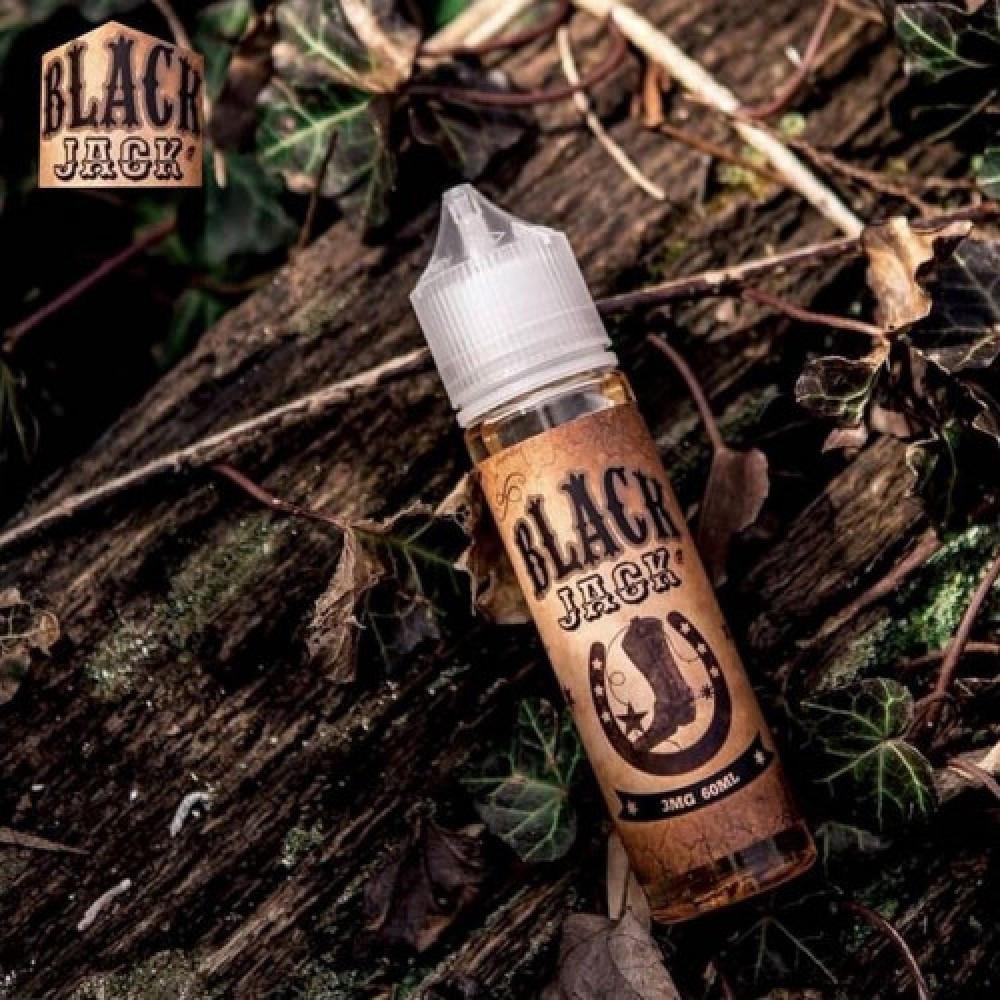نكهة بلاك جاك - BLACK JACK - 60 ML - نكهات فيب السعودية شيشة الكترونية