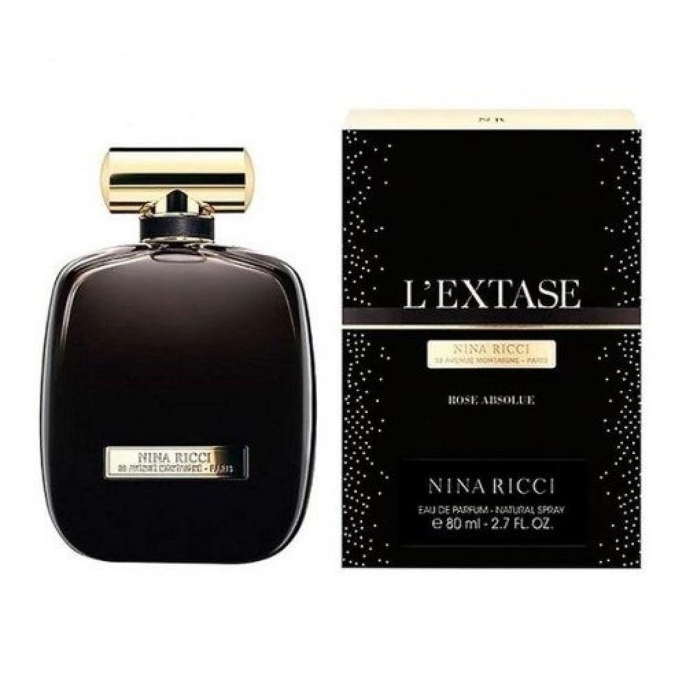Nina Ricci L Extase Rose Absolue Eau de Parfum 80ml خبير العطور