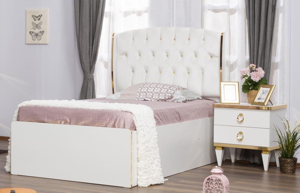 سرير أطفال خشب للبيع  - مخازن الأثاث