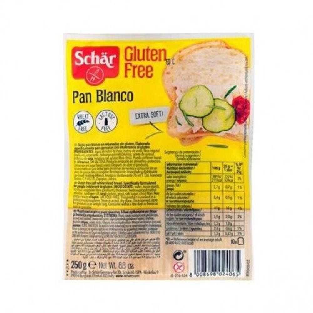 شرائح خبز بلانكو خالي من الجلوتين 250 جرام