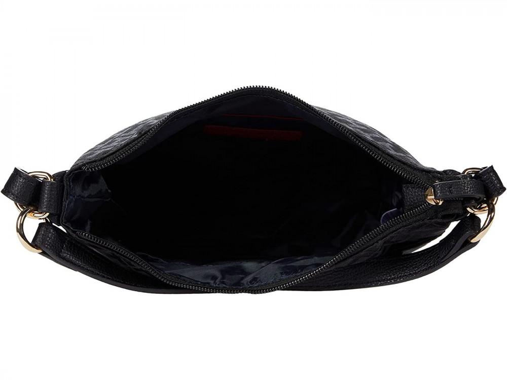 اروع شنطة تومي هيلفيغر باللون الأسود - متجر كيوت ستور