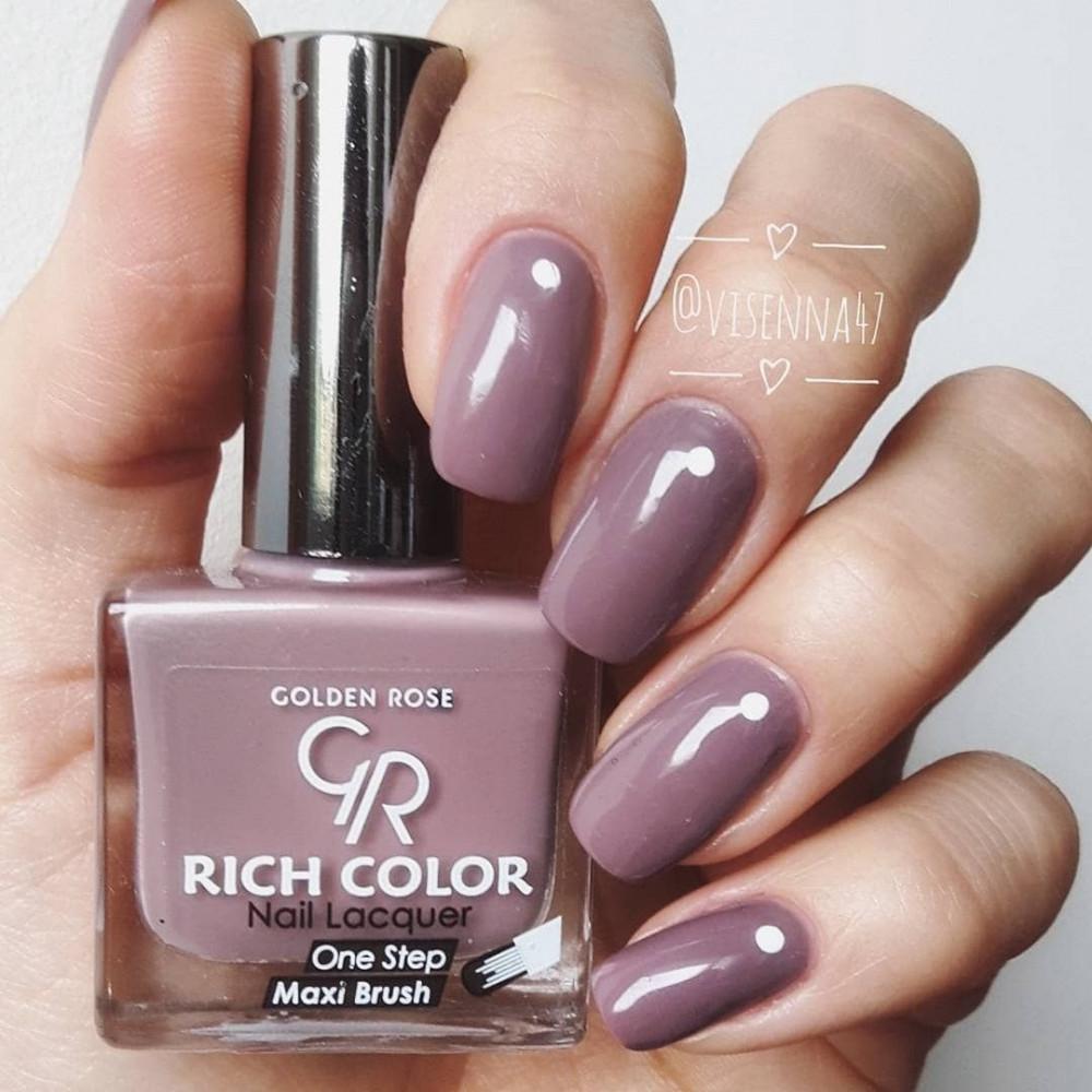 مناكير قولدن روز ريتش كلور  GOLDEN ROSE Rich Color Nail Lacquer 140