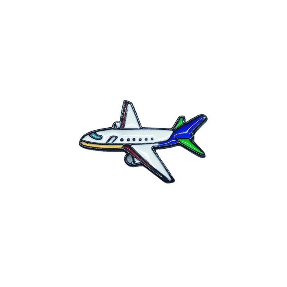 بروش طائرة مطار بروشات جامعة اكسسوارات حقيبة السفر اعداد حقيبة السفر