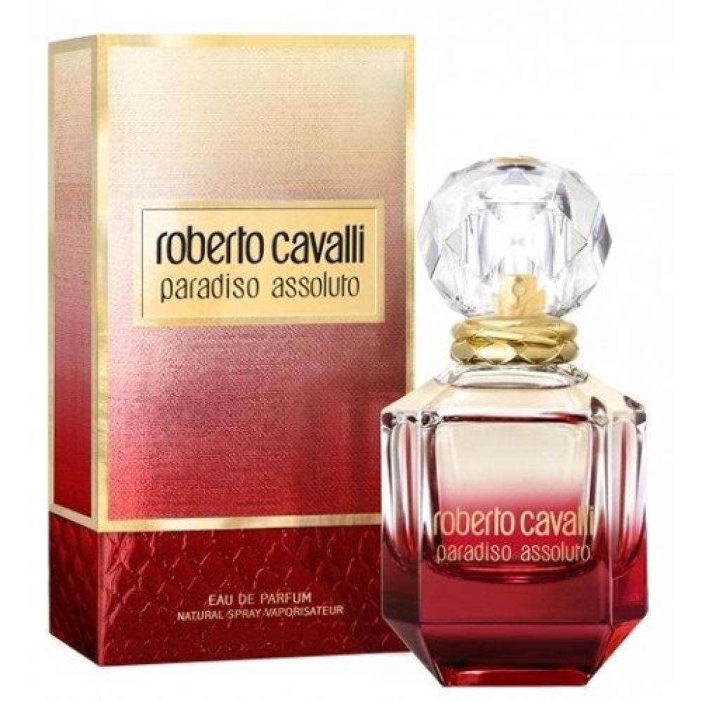 Roberto Cavalli Paradiso Assoluto Eau de Parfum 75ml متجر خبير العطور