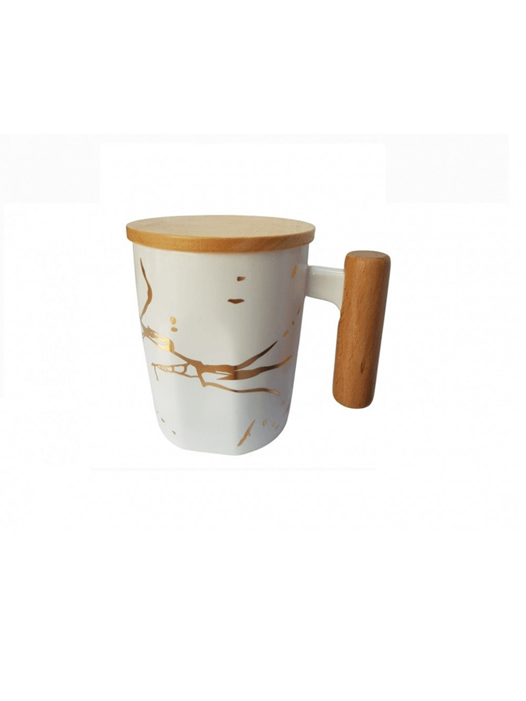 كوب سيراميك للقهوة والشاي