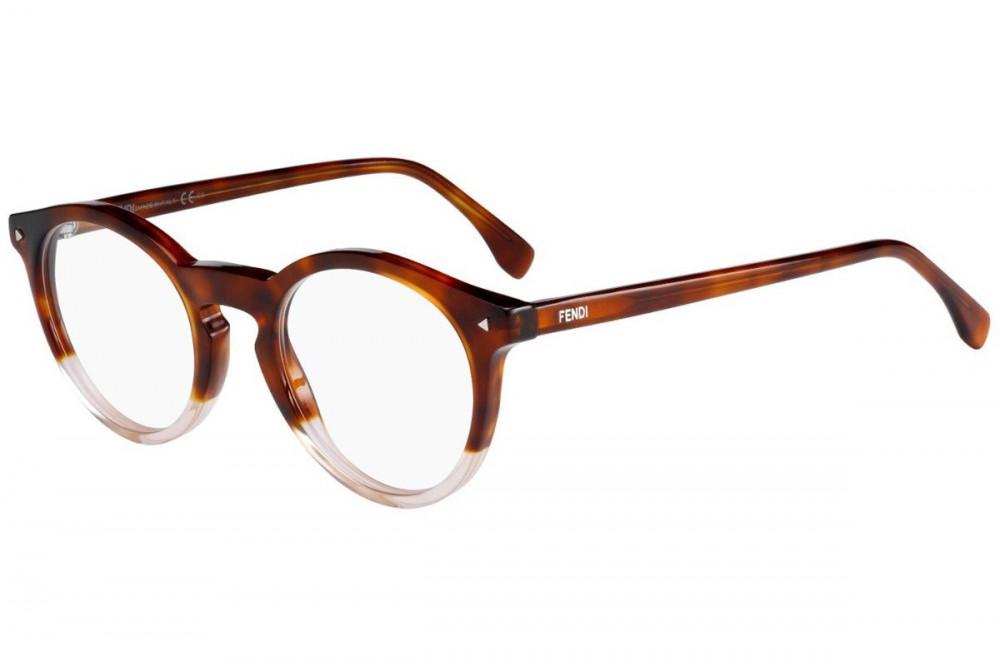 نظارة طبية ماركة فندي موديل FF0236-0T4