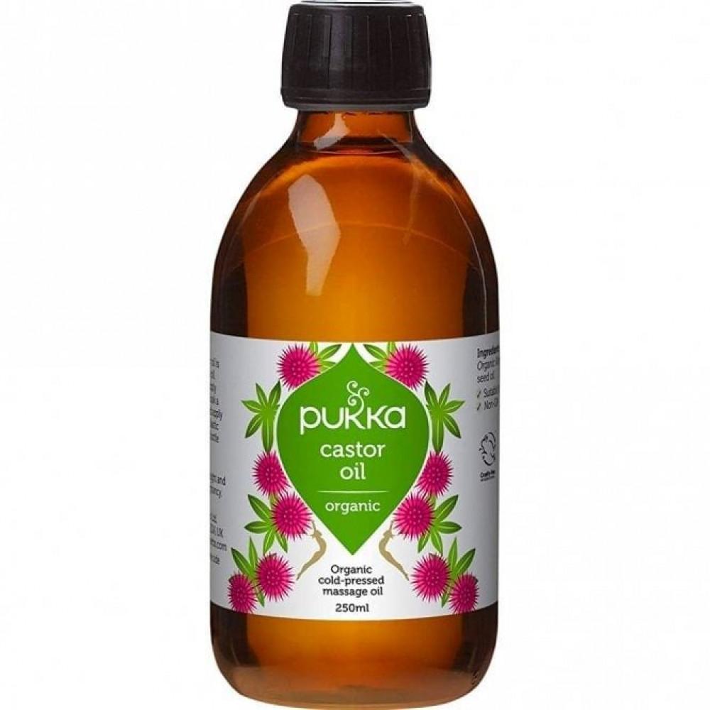 Pukka زيت الخروع العضوي تسوق الأن مع أفضل المنتجات للعناية