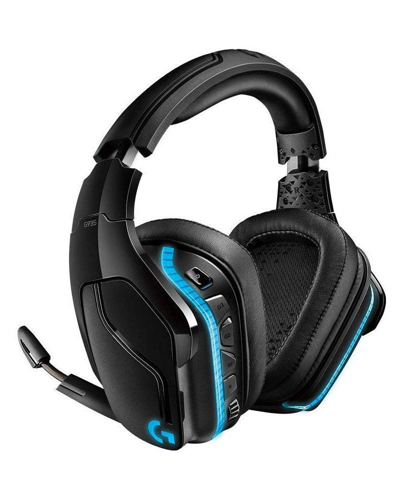 Logitech G935 Wireless  Surround Sound Gaming Headset PS4