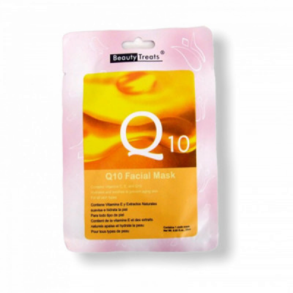 بيوتي تريتز - قناع فيتامين اي والبابونج Co - Q10