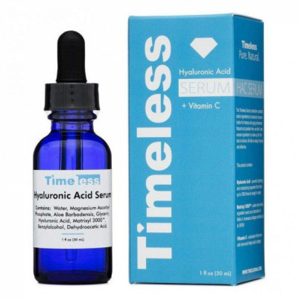 تايملس - سيروم حمض الهاليورنك و فيتامين سي  30 مل
