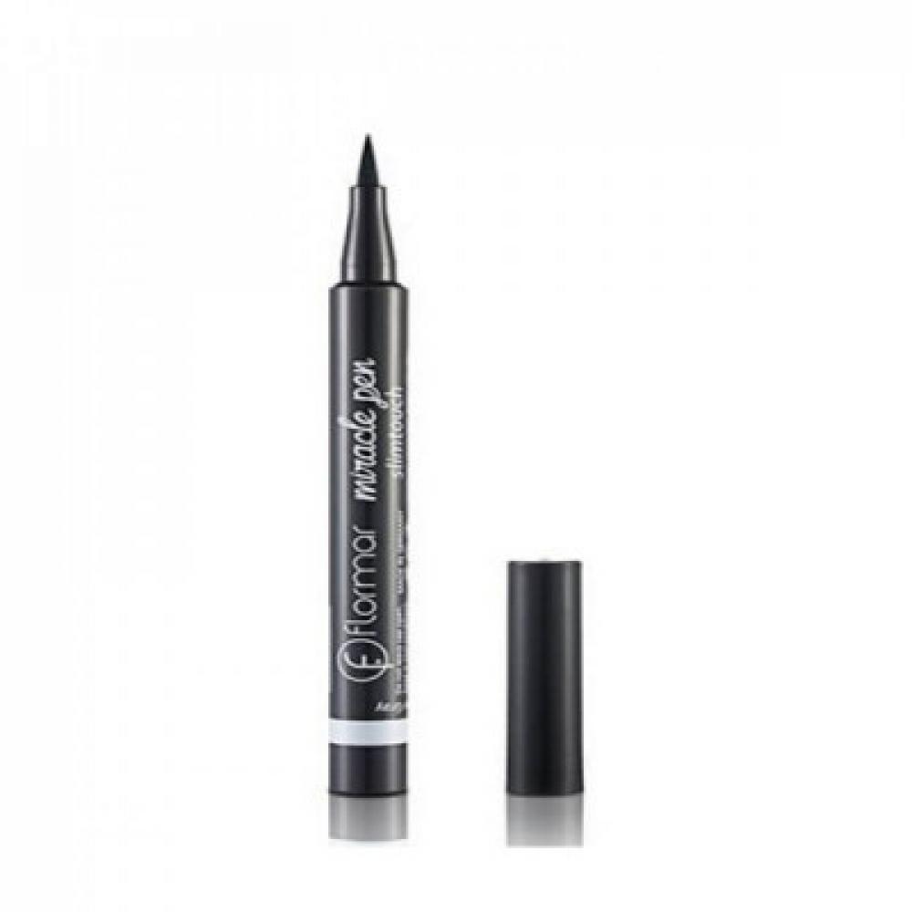 فلورمار- قلم تحديد العيونة ميركل سليم توتش هيماتيت جراي001