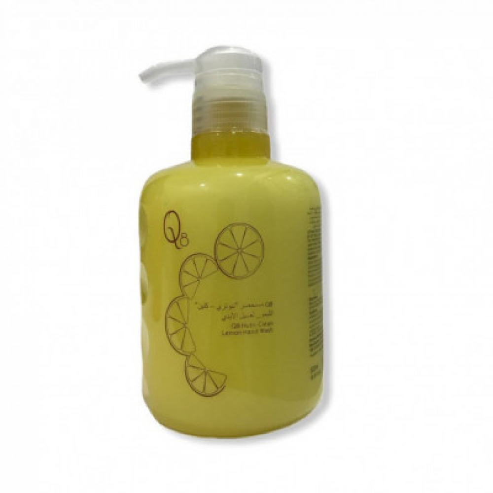 كيو إيت - صابون غسيل اليدين  برائحة الليمون - 500 مل