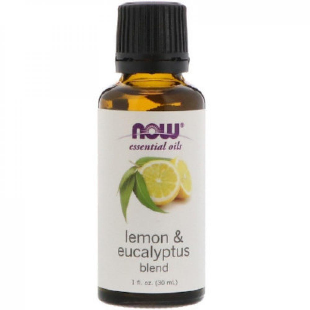 ناو - زيت الليمون و الكافور 30 مل