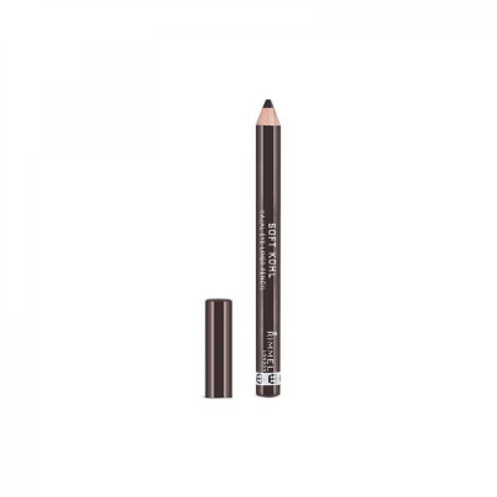 ريميل لندن - قلم كحل سوفت  كاجال 011 sable brown