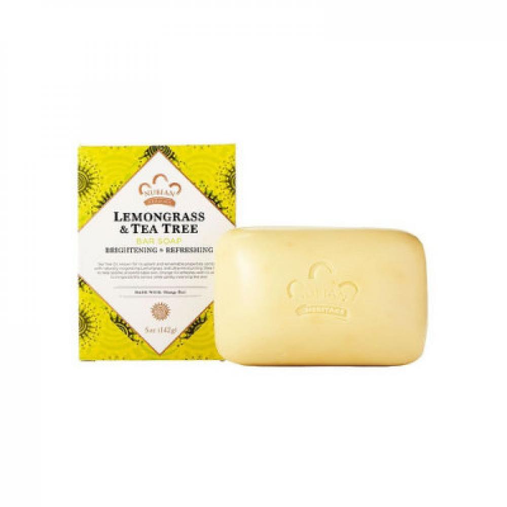نوبيان هيرتيج -  صابونة الليمون و الشاي الاخضر 142 غرام