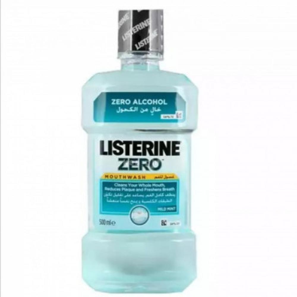 ليسترين - غسول الفم زيرو 500 مل
