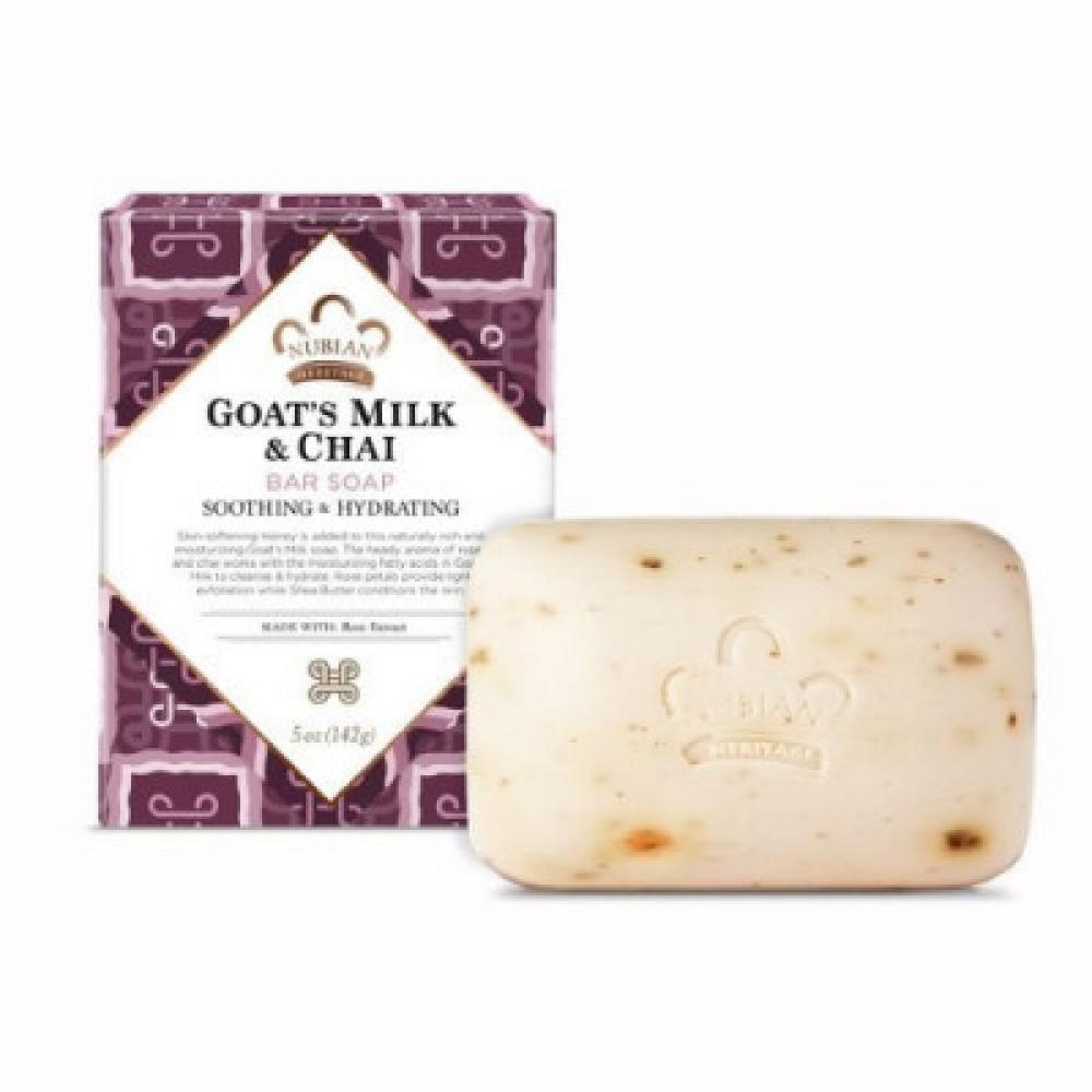 نوبيان هيرتيج -  صابونة حليب الماعز و الشيا 142 غرام