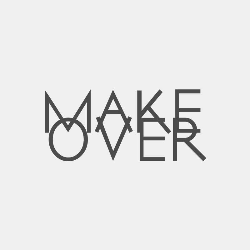 ميك اوفر Makeover
