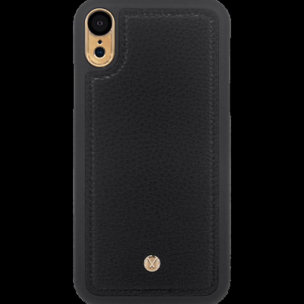 مارفيل - جراب حماية - حبيبات اسود - iphone XS MAX