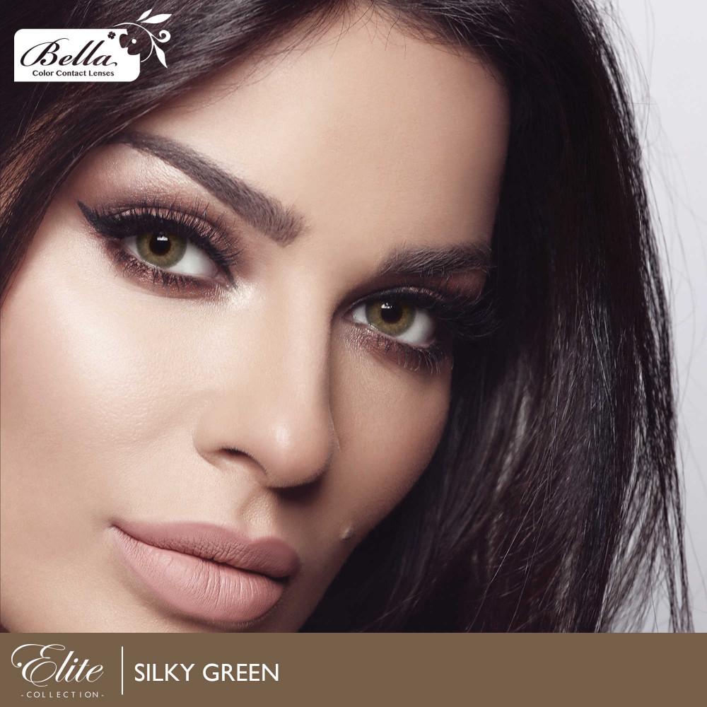 Bella Elite Silky Green