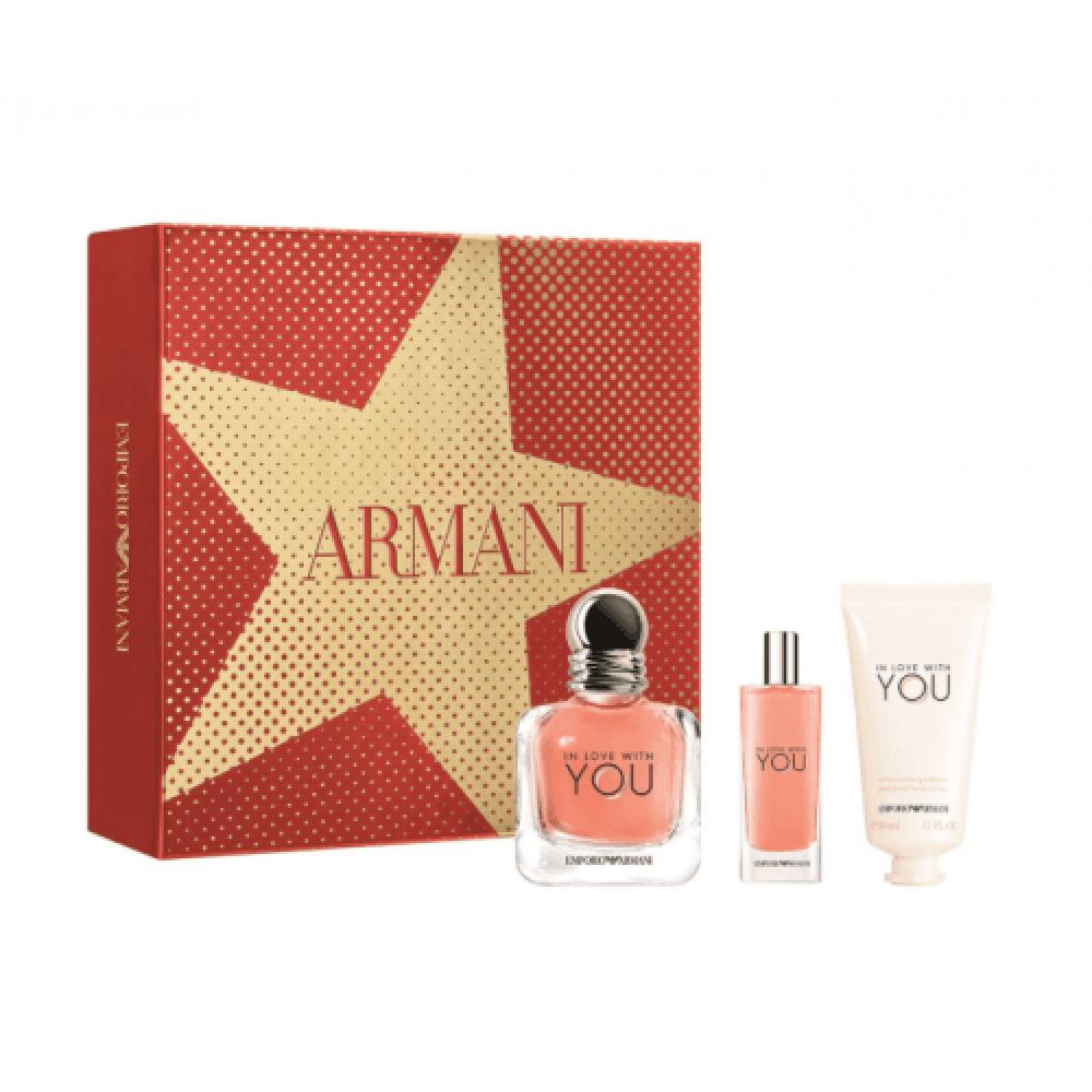 Emporio Armani In Love With You Eau de Parfum متجر خبير العطور