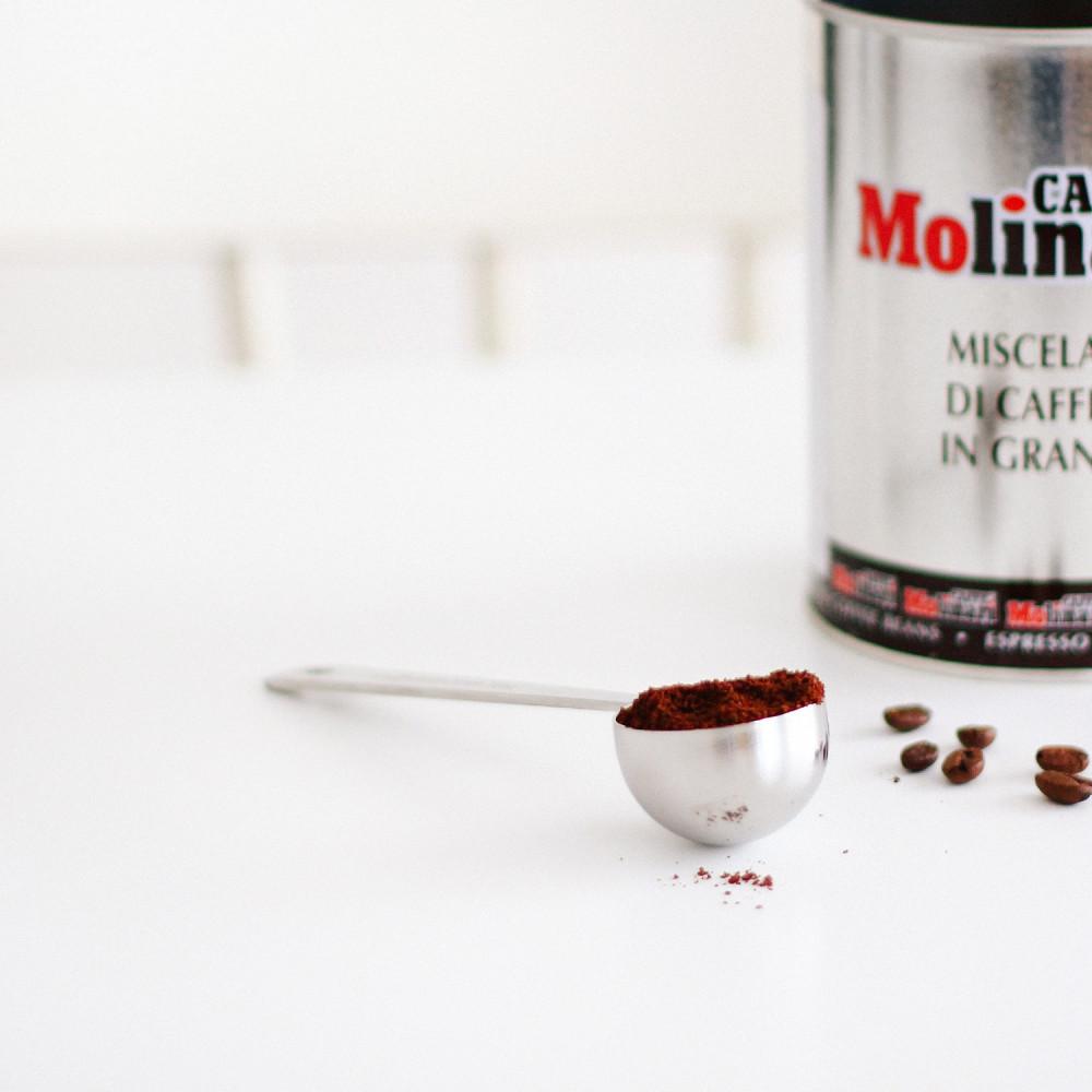 ملعقة معيارية للقهوة ملعقة اسبريسو أدوات القهوة المختصة