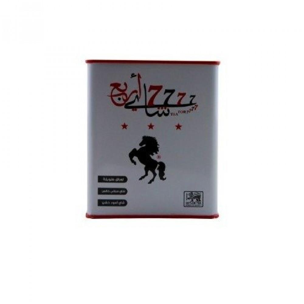 شاي 7777 حديد 250 جرام اربع سبعات